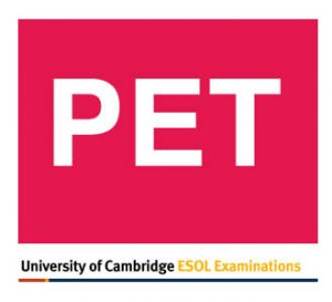 PET ESOL Examinations