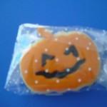 Galleta de Halloween