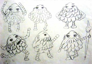 Bocetos Azahar