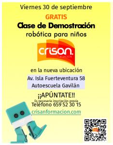 Clase gratis en Autoescuela Gavilán