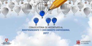 Incentivos al Mantenimiento y Crecimiento Empresarial 2017