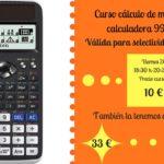 Curso de matrices con calculadora