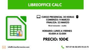 Curso de LibreOffice Calc