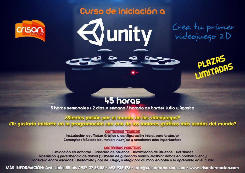 Iniciación a Unity