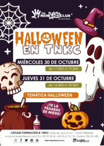 Halloween en TNKC
